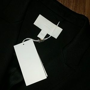 fb98404d1 Hugo Boss Jackets & Coats | New Womens Black Karana Long Vest | Poshmark
